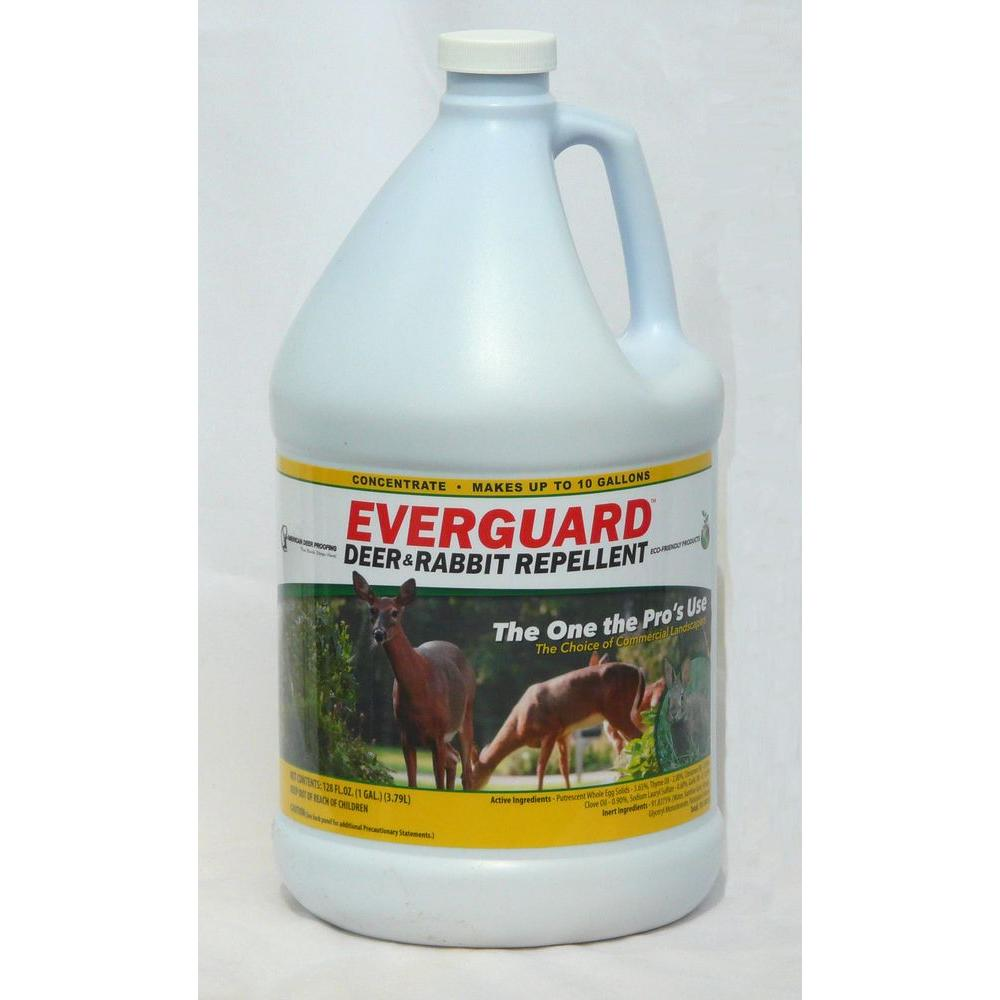 128 oz. Deer and Rabbit Repellent Concentrate