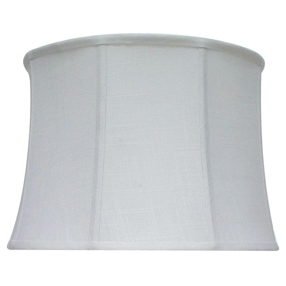Mix U0026 Match White Linen Table Shade