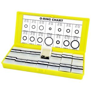 Jag plumbing products pro pack o ring assortment kit 110 piece