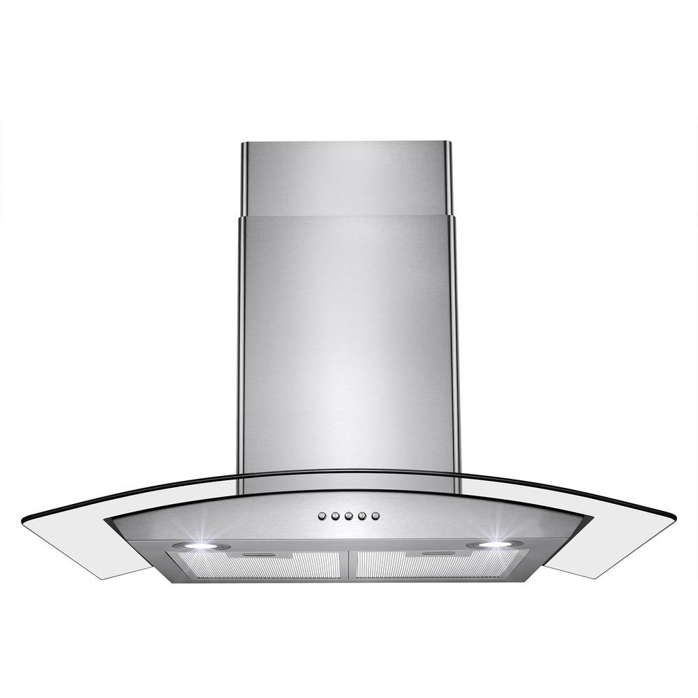Kitchen Range Hoods Product ~ Akdy in convertible wall mount kitchen range hood with