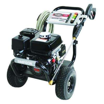 PowerShot 3,200 PSI 2.8 GPM Gas Pressure Washer Powered by Honda