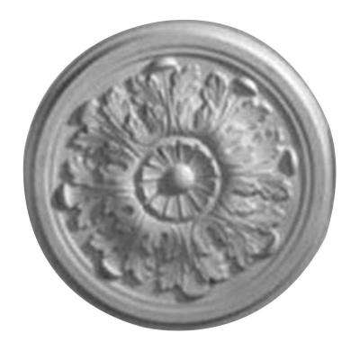 12-3/4 in. O.D. Legacy Acanthus Ceiling Medallion