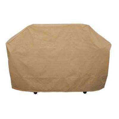 55 in. Premium Small Grill Cover