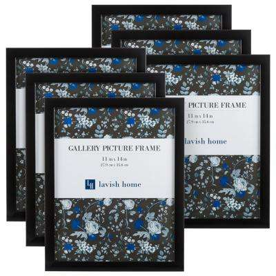 11 in. x 14 in. Gallery Wall Picture Frame (Set of 6)