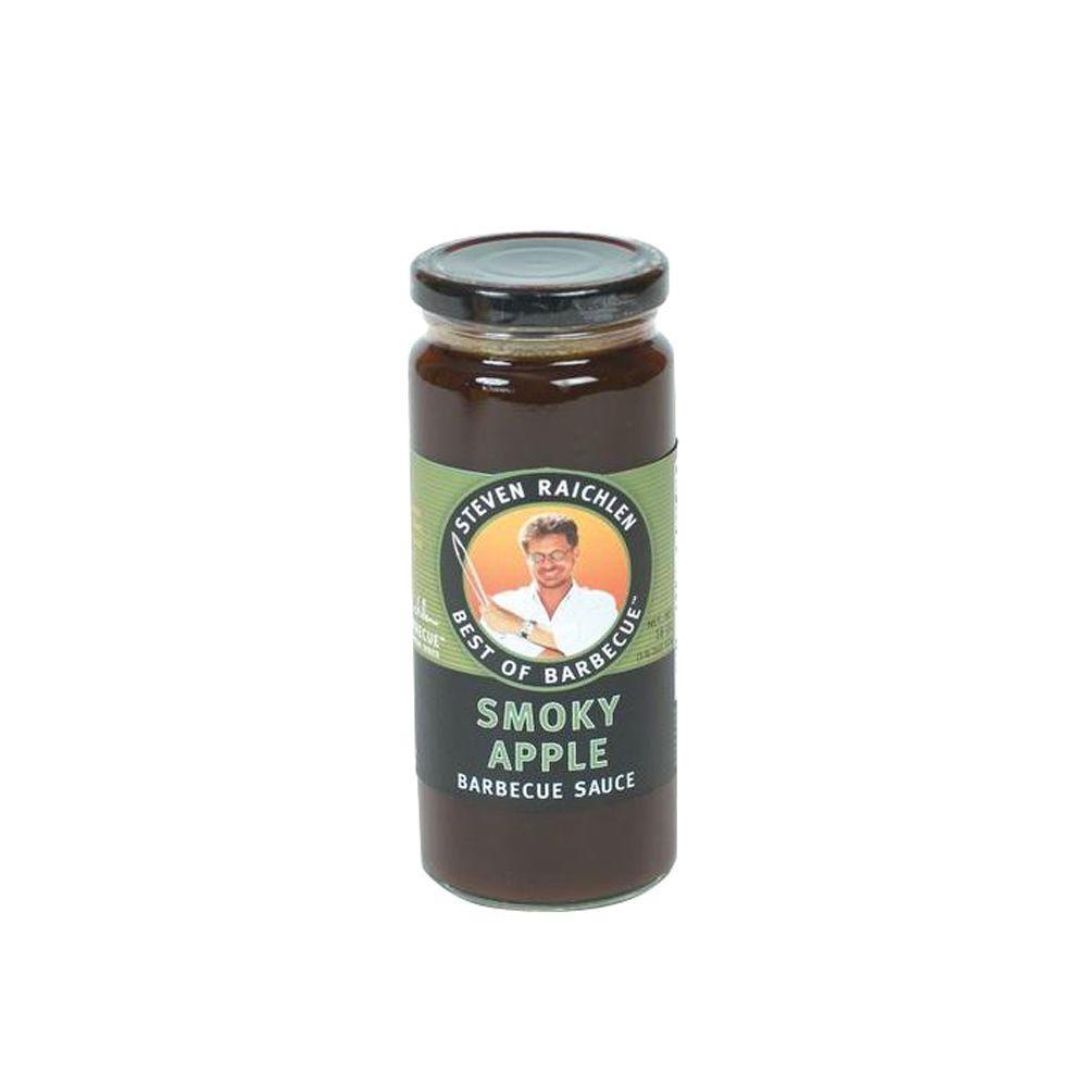 Steven Raichlen Smoky Apple Barbecue Sauce