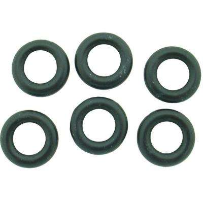 9/16 in. O.D. x 5/16 in. I.D. #231 Rubber O-Ring (6-Pack)