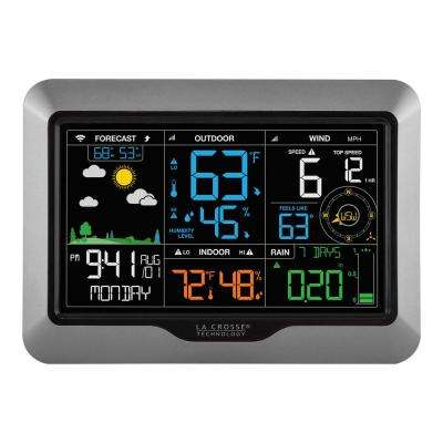 WiFi Compatible Professional Weather Station and Weather Underground compatible
