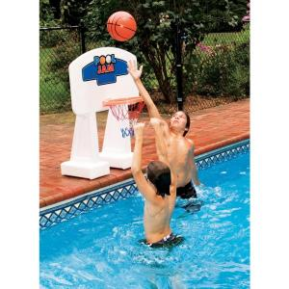 Swimline Pool Jam Basketball Game for In Ground Pools by Swimline