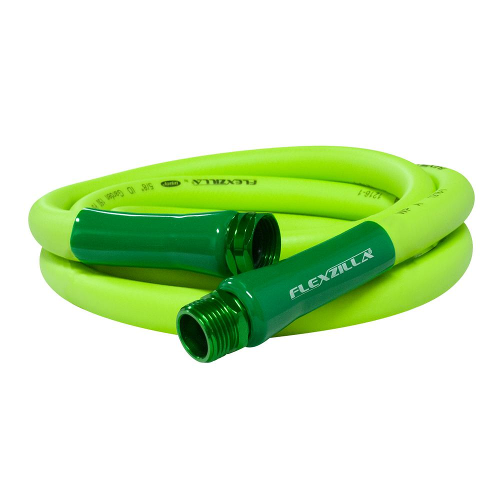 5/8 in. x 10 ft. Garden Lead-In Hose with 3/4 in.