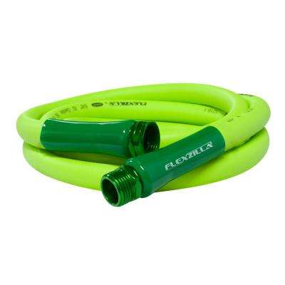 5/8 in. x 10 ft. Garden Lead-In Hose with 3/4 in. GHT Ends