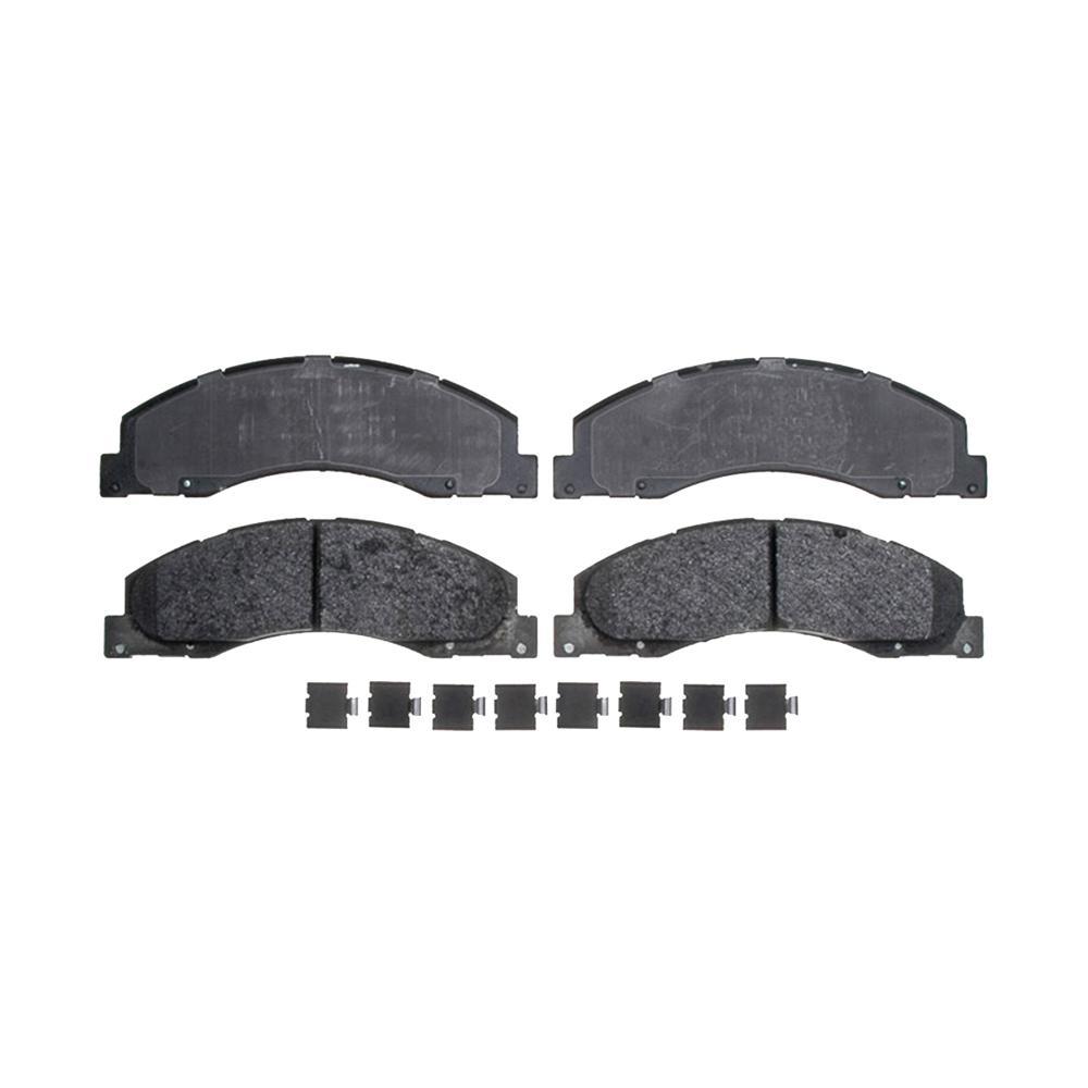 ACDelco 17D1328MH Professional Semi-Metallic Front Disc Brake Pad Set