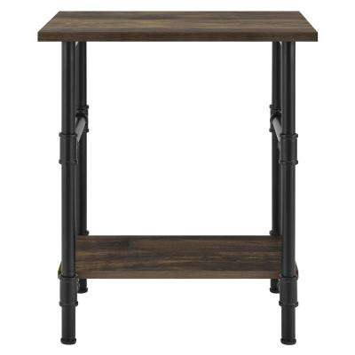 Chesterfield Rustic End Table