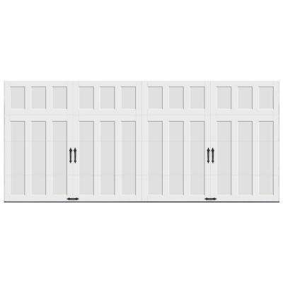 Coachman Collection Intellicore Insulated Design 13 Solid 3 Garage Door