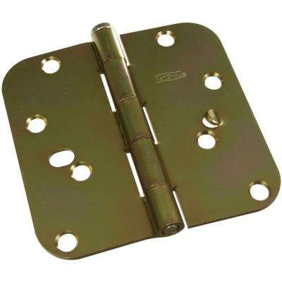 4 in. Security Stud Hinge