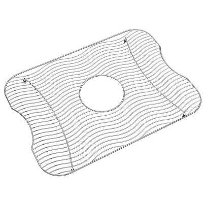 Lustertone Kitchen Sink Bottom Grid - Fits Bowl Size 21 in. x 15.75 in.