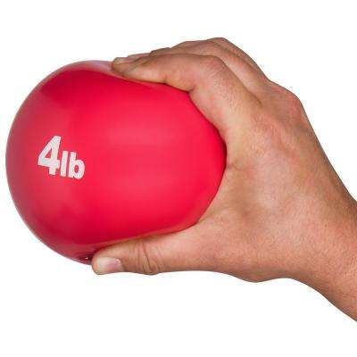 4 lbs. Weighted Exercise Toning Ball (Set of 2)