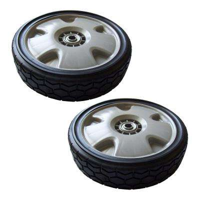 HRX (NeXite Deck) Lawnmower Front Wheels (1 Pair)
