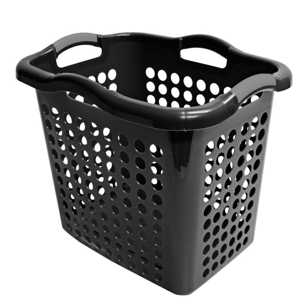 Home Logic Laundry Basket With Hamper