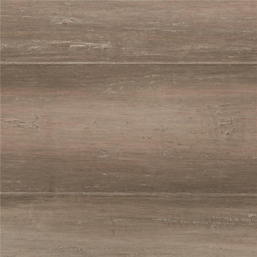 Take Home Sample - Hand Scraped Strand Woven Light Taupe Click