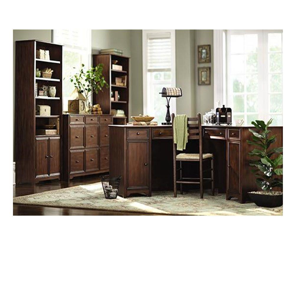 Home Decorators Collection Oxford Chestnut Chest