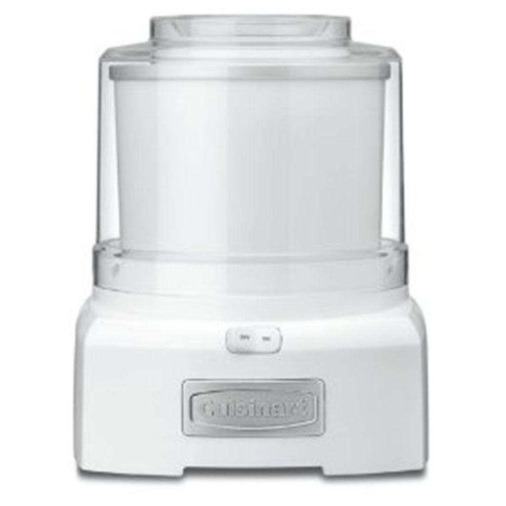Cuisinart 1-1/2 Qt. Frozen Yogurt, Ice Cream and Sorbet Maker