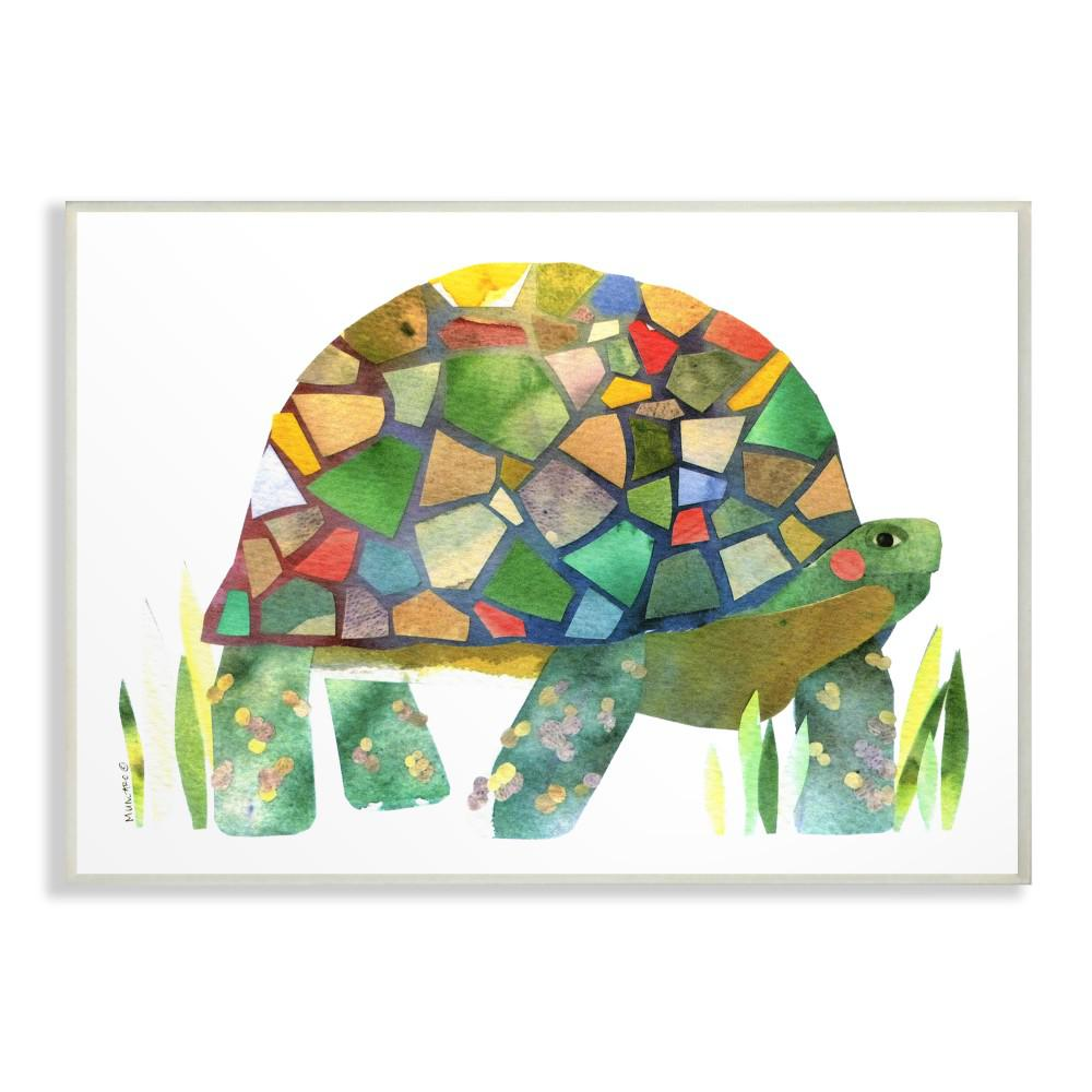 The Stupell Home Decor Collection 13 In X 19 Watercolor Cutout Collage