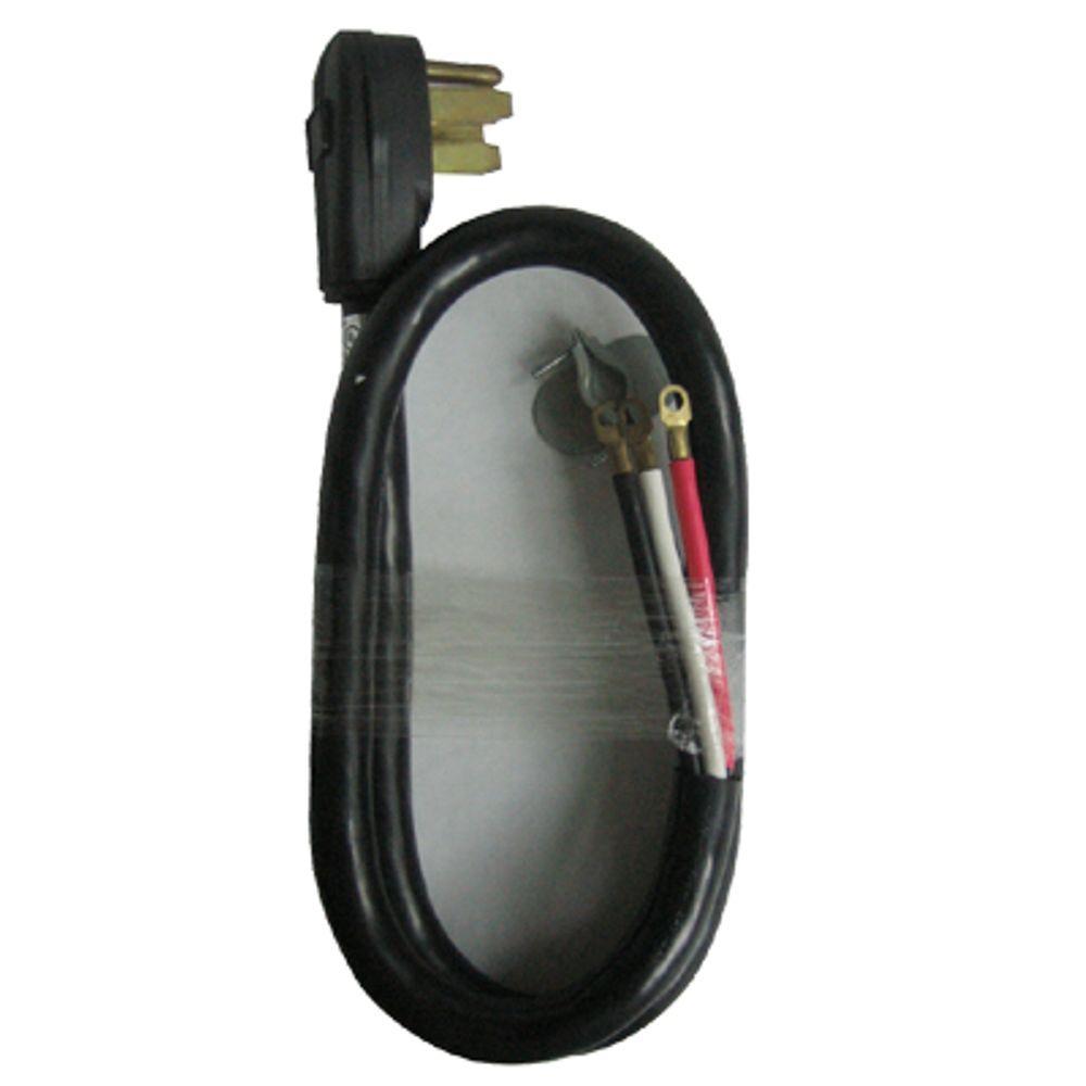 6 ft. 6/8 4-Wire Range Cord