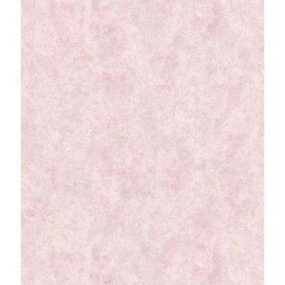 Cameo Rose IV Pastel Pink Stipple Texture Wallpaper Sample