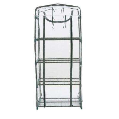 PlantTower 1 ft. 7 in. x 2 ft. 3 in. Greenhouse