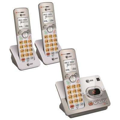 d80177e0d04 3-Handset Cordless Answering System with Caller ID and Call Waiting