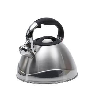 Click here to buy Creative Home Crescendo 12.4-Cup Stovetop Tea Kettle in Silver by Creative Home.