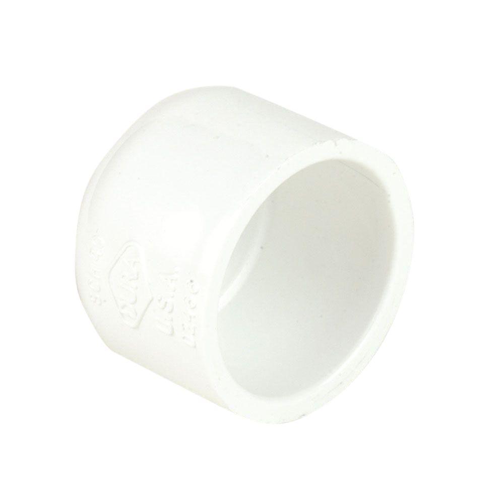 1/2 in. Schedule 40 PVC Cap