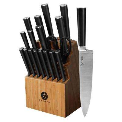 Chikara 19-Piece Knife Set