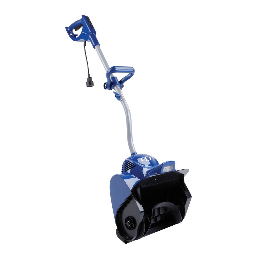 Snow Joe 11 in. 10 Amp Electric Snow Blower Shovel with LED Light