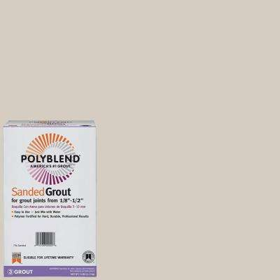 Polyblend #545 Bleached Wood 7 lb. Sanded Grout