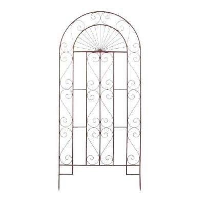Sunset 87 in. H x 40 in. W Trellis