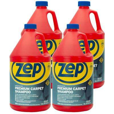 1 Gal. Premium Carpet Shampoo (Case of 4)