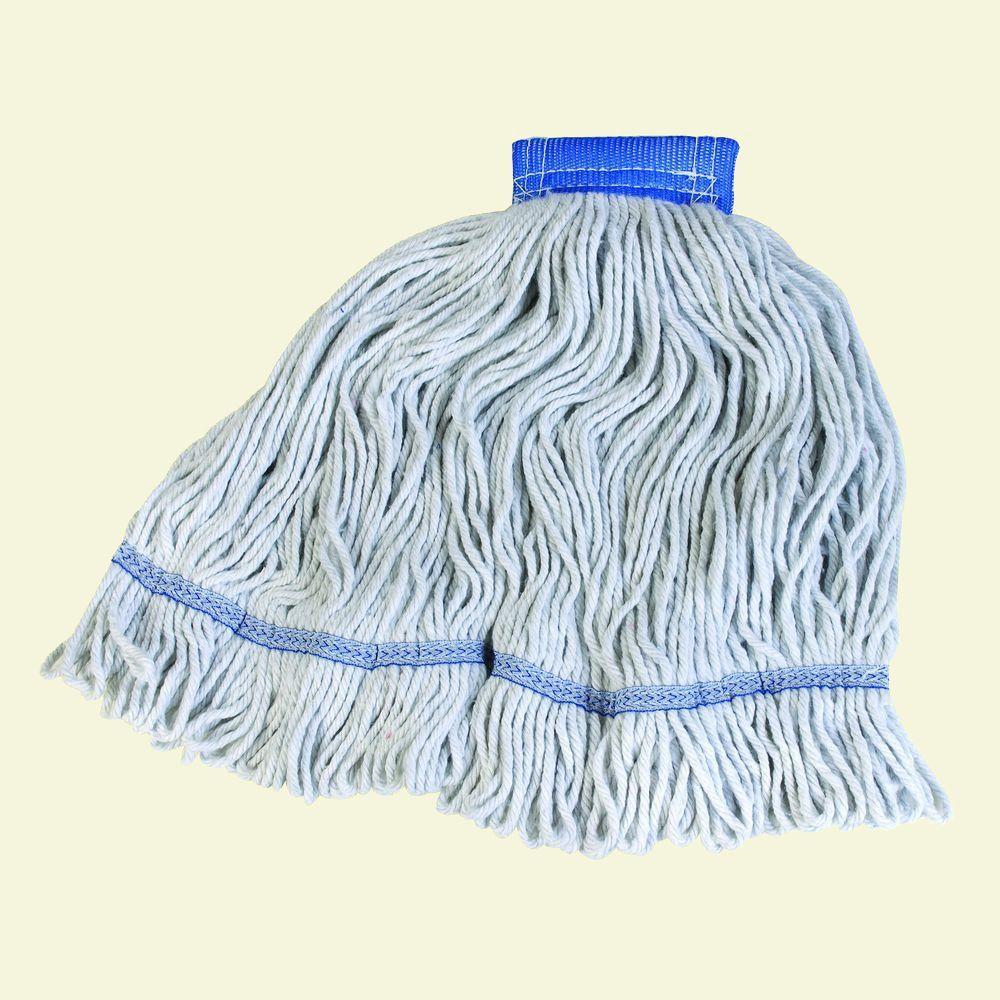 4-Ply X-Large Cotton Blend Wet Mop (Case of 12)