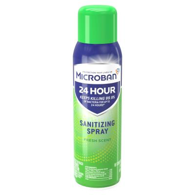 24-Hour 15 oz. Fresh Scent Disinfectant Spray