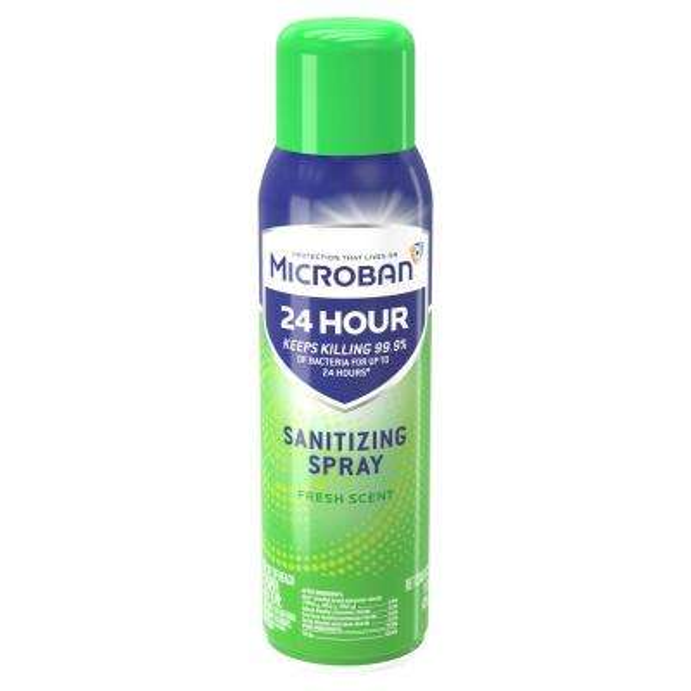 24-Hour 15 oz. Fresh Scent Disinfectant Spray