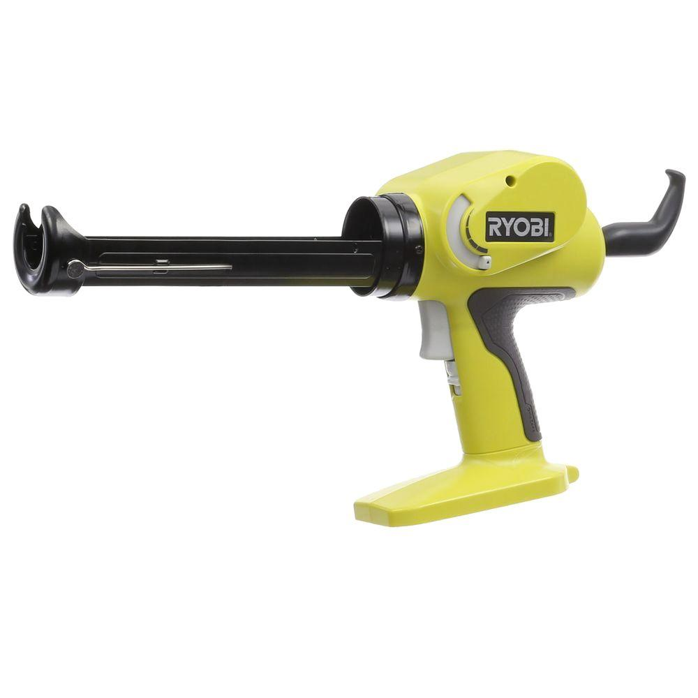 Ryobi 18-Volt ONE+ Power Caulk and Adhesive Gun (Tool Only)