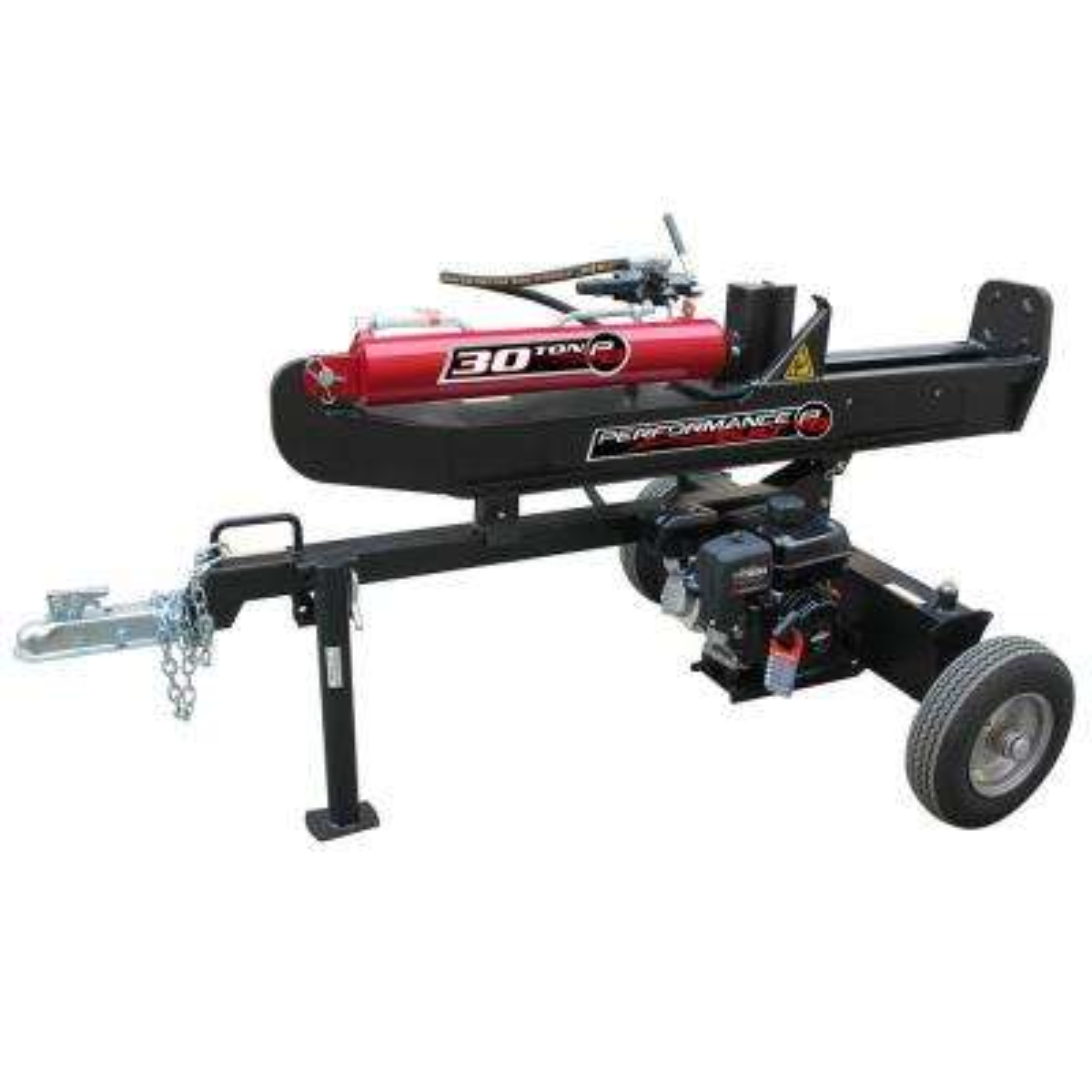 30-Ton 208 cc Gas Log Splitter