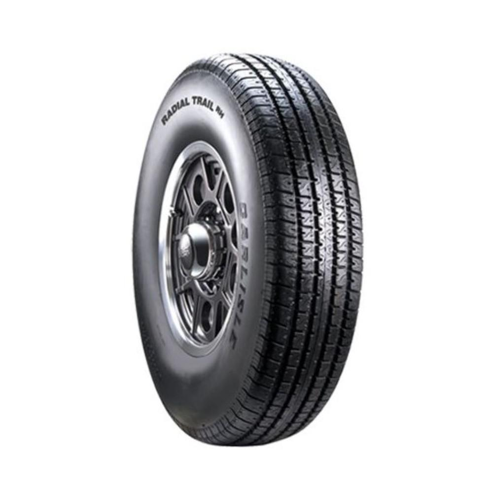 Radial Trail RH Trailer Tire - ST215/75R14 LRC/6-Ply (Wheel Not Included)