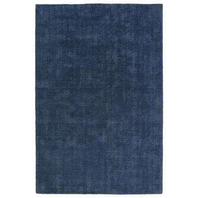 Lauderdale Blue 8 ft. x 10 ft. Indoor/Outdoor Area Rug