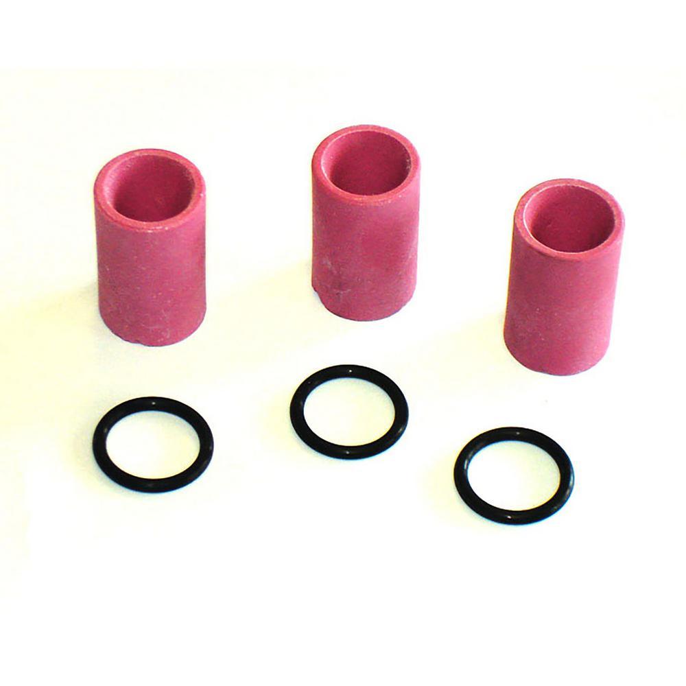 Allsource - 6 mm Ceramic Siphon Nozzle Kit