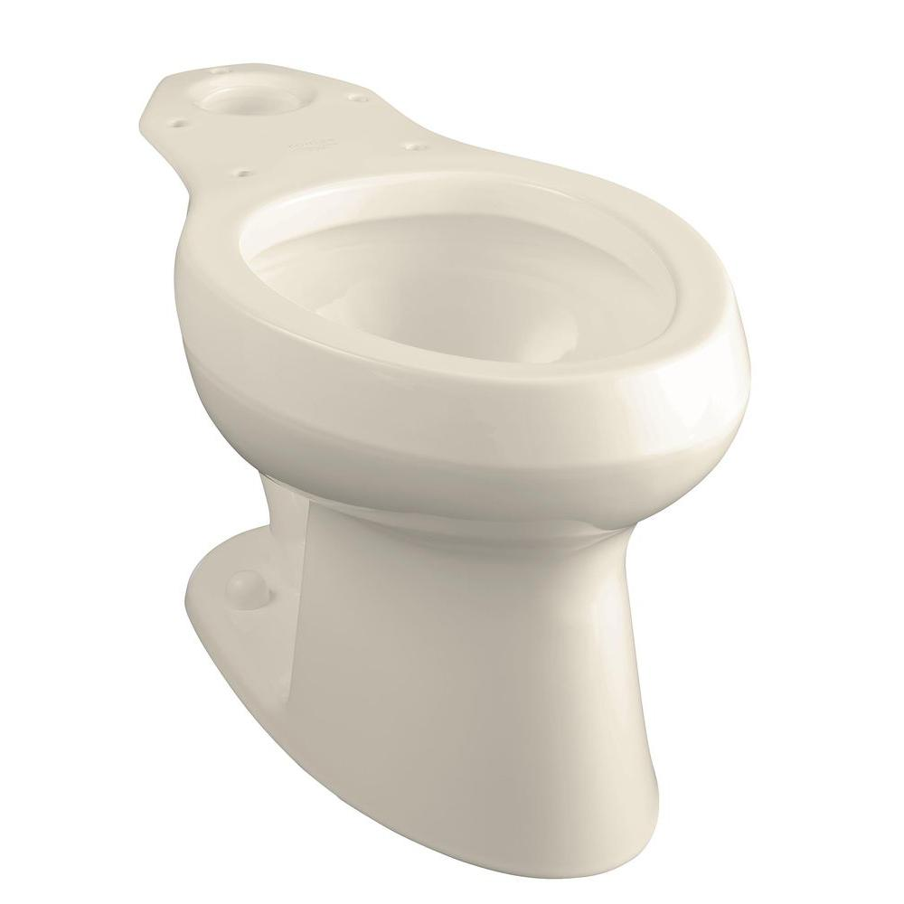 Kohler Wellworth Pressure Lite Elongated Toilet Bowl Only