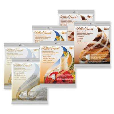 Filter Fresh Whole Home Air Freshener Winter Assortment (6-Pack)