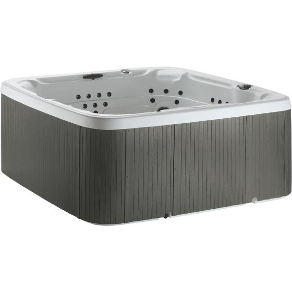 LS700DX 7-Person 90-Jet 230-Volt Spa with Waterfall