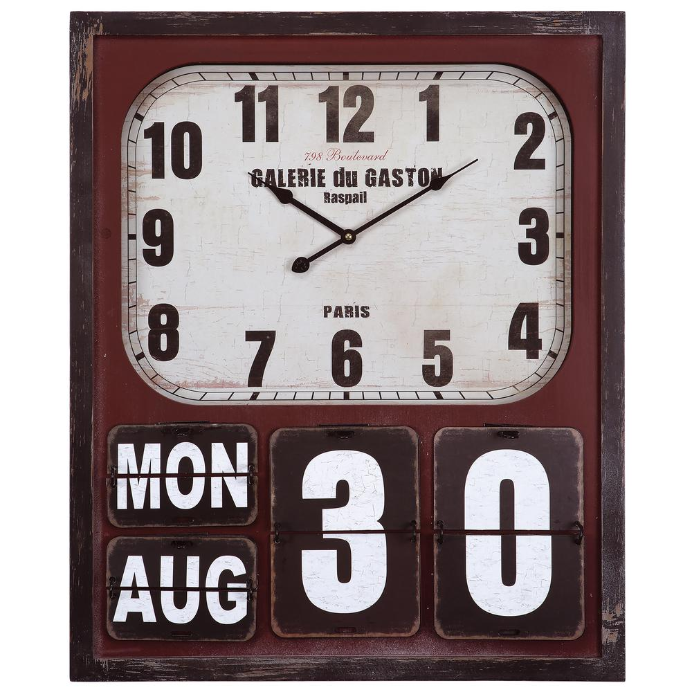 Yosemite home decor wall clock