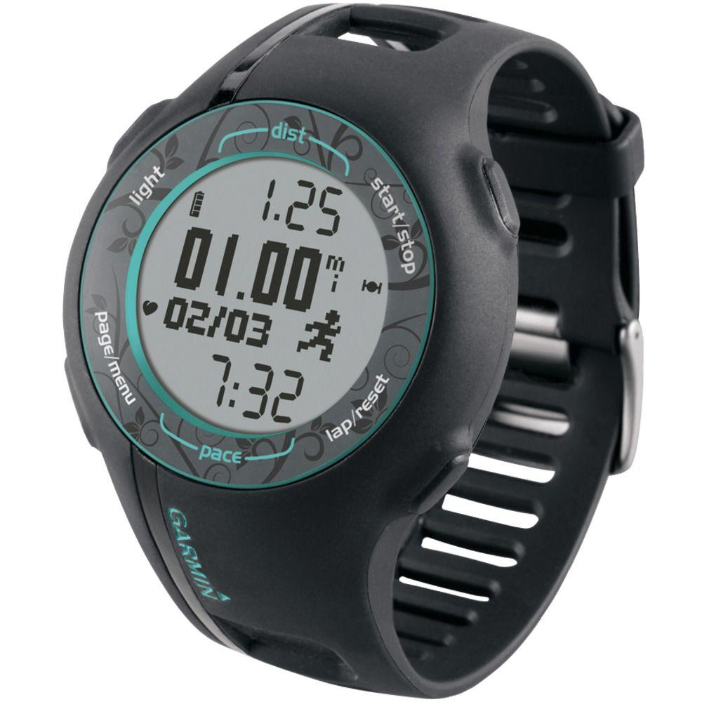 Garmin Refurbished Forerunner 210 with Heart Rate Monitor GPS Navigation Watch - DISCONTINUED